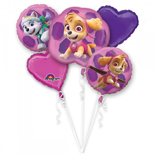 Paw Patrol Girls Folienballon Set
