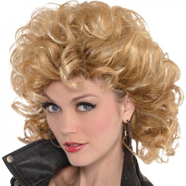Classic 1950s Sandy wig