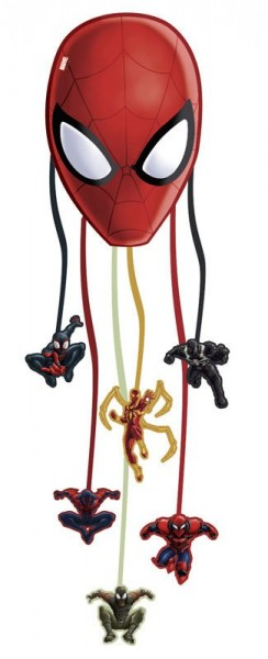 Spiderman Web Warriors Pinata 20 x 30cm