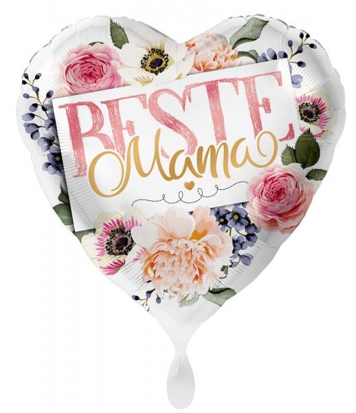 XXL Folienballon Beste Mama 71cm