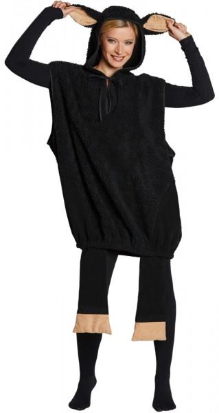 Kostium czarnej owcy dla dorosłych
