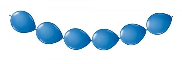 Ballon krans 3m blå