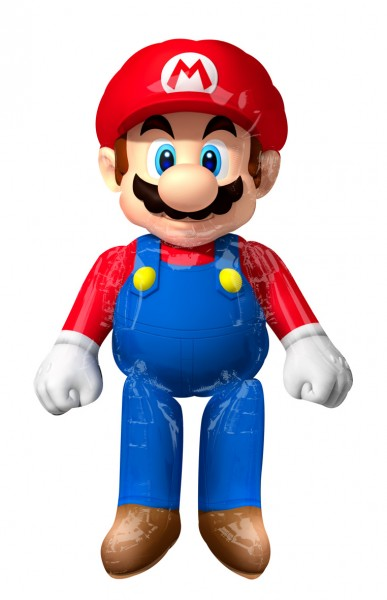 Airwalker Super Mario XXL