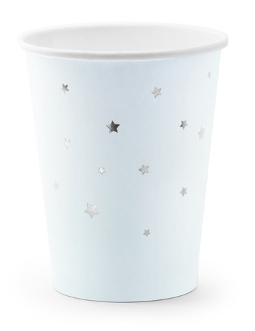6 tasses Party Prince 260 ml