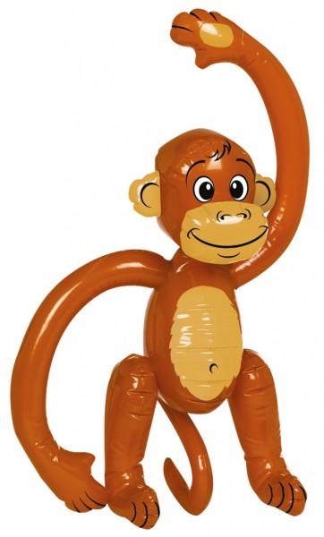 Aufblasbarer Affe Coco 50,8cm