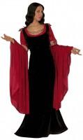 Mittelalterliches Hofdamen Kostüm