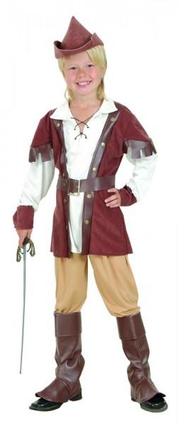 König Der Diebe Kostüm Für Jungen