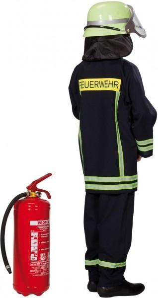 Brandweerman pak kinderkostuum