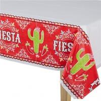 Mexikanische Fiesta Tischdecke 1,37 x 2,59m