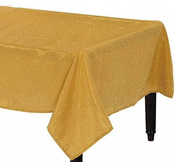 Goldene Tischdecke Opera 2,1 x 1,5m