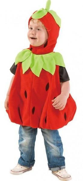 Süßes Erdbeerenkostüm Für Kinder