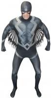 Black Bolt Grauer Morphsuit Deluxe