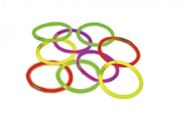 Mega Party Glow Sticks Set di 8
