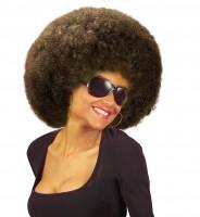 Party Afro Locken Perücke
