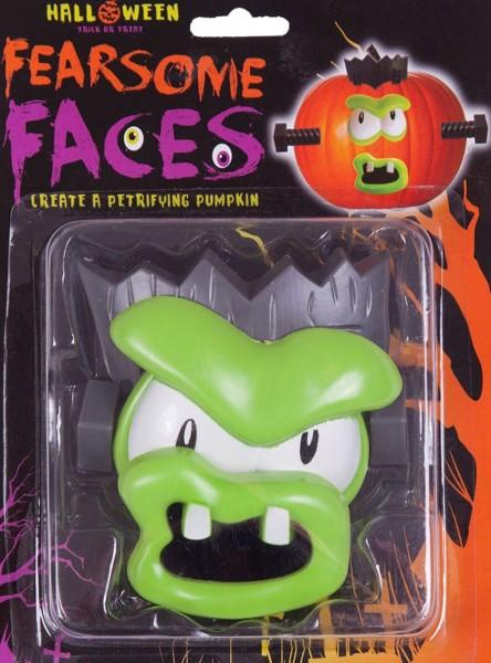 Halloween Frankenstein Kürbisgesicht