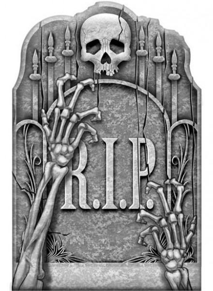 Geest begraafplaats grafsteen 56cm