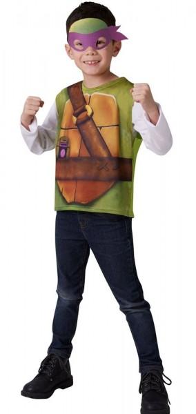 TMNT Donatello Shirt für Jungen