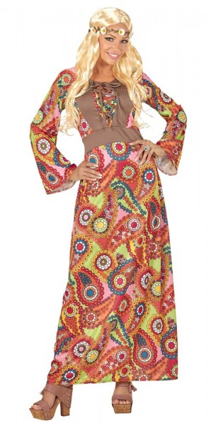 Hippie dress Janice