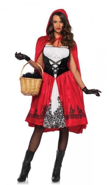 Rotkäpchen Klassisches Kostüm
