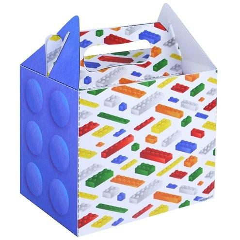 1 coffret cadeau Building Block World