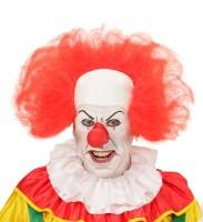 Fiese Clowns Glatze Mit Haaren