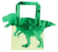 5 Roarsome Dino Geschenktüten