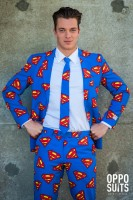 OppoSuits Partyanzug Superman