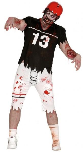 Quentin Quarterback Halloween Kostüm Für Herren