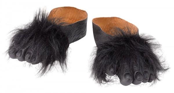 Aap voeten Gorilla voeten overschoen