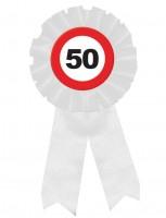 Achtung 50 Abzeichen