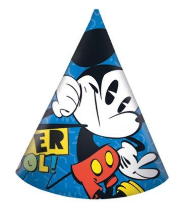 6 geniales sombreros de fiesta de Mickey Mouse