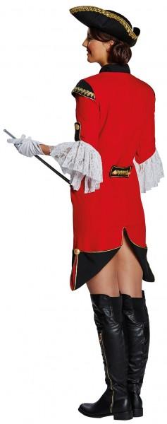 Offizierin Der Garde Kostüm Für Damen