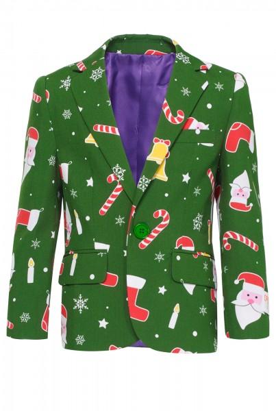 OppoSuits Santaboss party suit for children