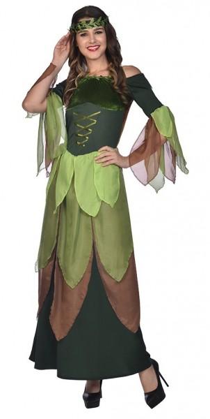 Forest Fairy Luana Costume Ladies