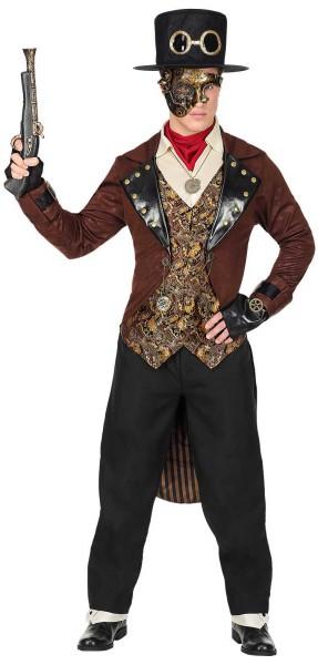 Steampunk Aeronaut Costume Deluxe