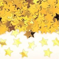 Lightning Stars Streudeko gold 14g