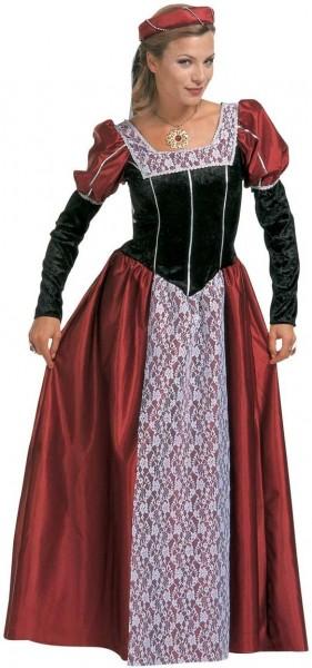 Victoria Burg Lady Kostüm 1