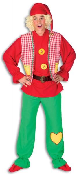 Premium dwerg Seppel-kostuum