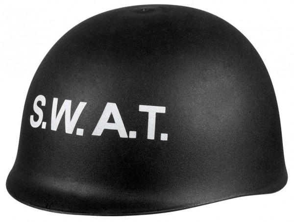 Polizisten SWAT Helm
