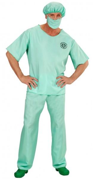 Schönklinik Chirurgen Kostüm