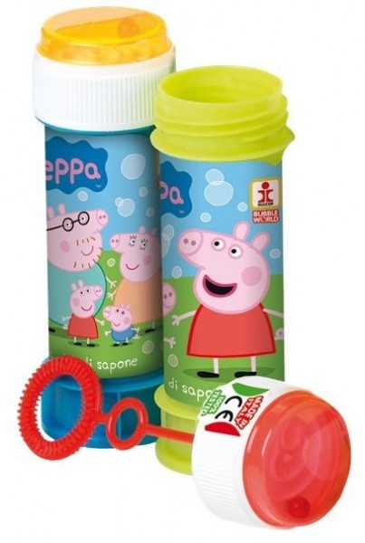 Peppa Pig Bubble Fun soap bubbles 60ml