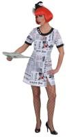 Robe de journaliste créative