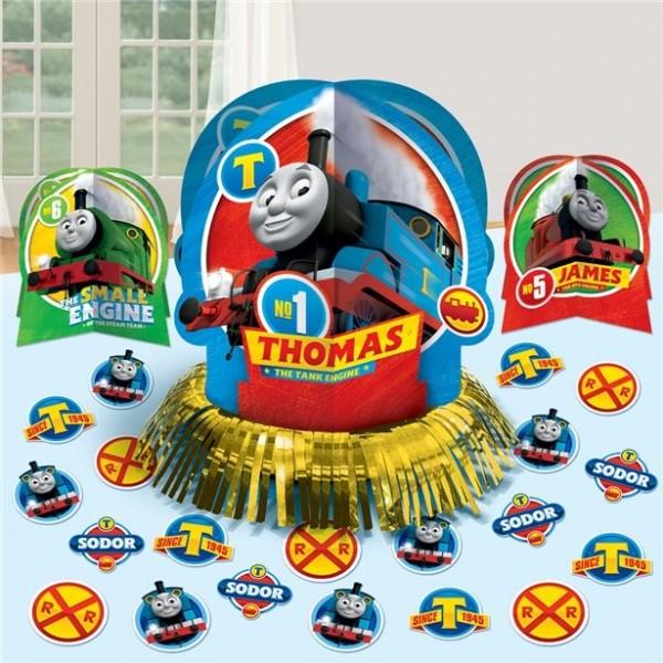 Thomas die kleine Lokomotive Tischdeko-Set