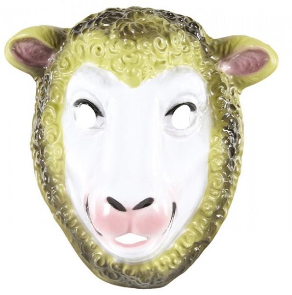 Kleines Schaf Holly Kindermaske
