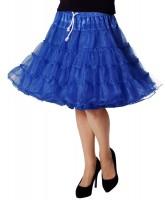 Premium Petticoat Blau