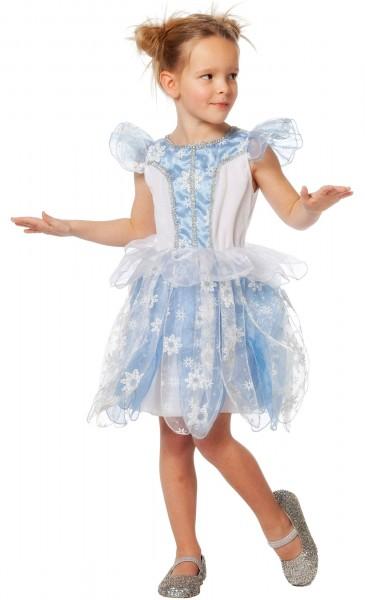 Prinzessin Schneeflocke Kinderkostüm