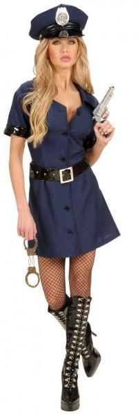 Elegantes Semra Polizistinnen Kostüm