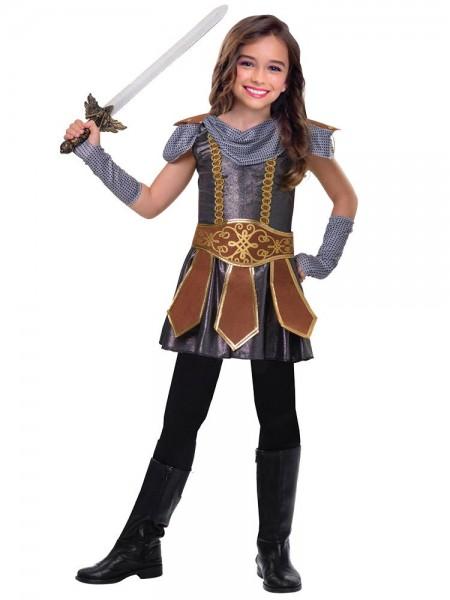Gladiatorin Kostüm für Mädchen