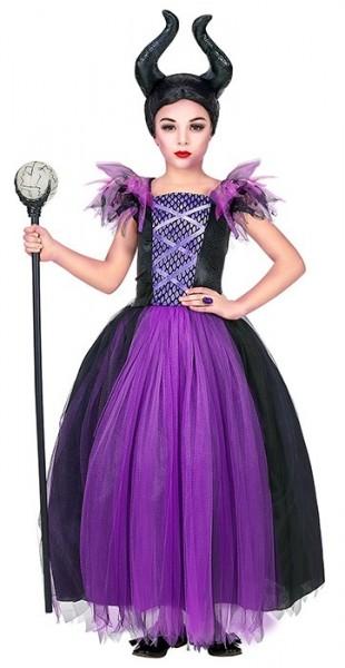 Malvina Hexen Kostüm für Kinder