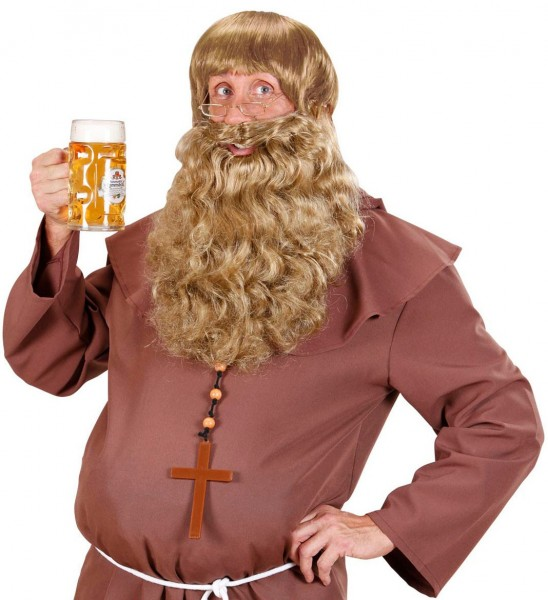 Olbrzymia broda Olaf Viking